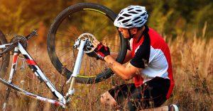 Nya cykeldelar istället för ny cykel